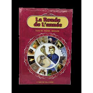 LA RONDE DE L'ANNÉE - TOME 3