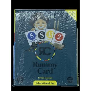 RUMMY CARD