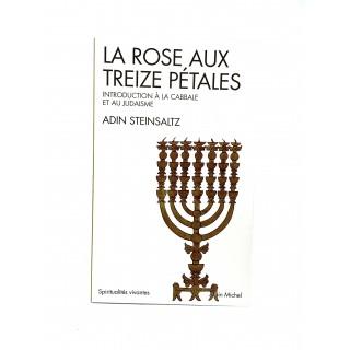 LA ROSE AUX TREIZE PETALES