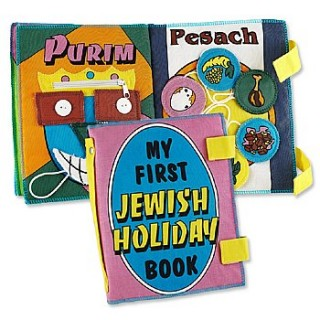 MY FIRST JEWISH HOLIDAY BOOK