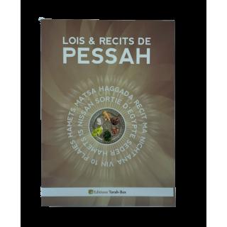 LOIS ET RECITS DE PESSAH