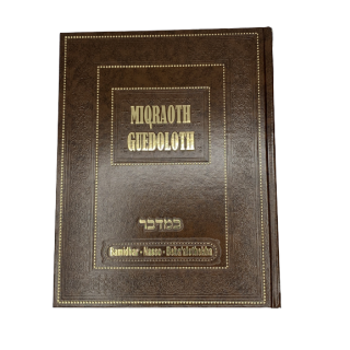 MIKRAOT GUEDOLOT VOLUME 13