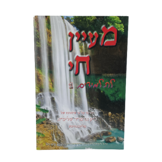 MAAYANE HAI LATALMIDIM - VOLUME 3